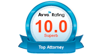 Avvo Rating 10 Superb
